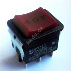 Vypínač - spínač KEDU HY 12-9-3  20A