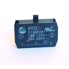 Spínač, vypínač KEDU HY 57 (HY57) rozpínaci