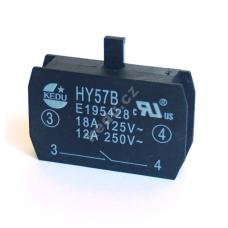 Spínač, vypínač KEDU HY 57 (HY57) spínaci