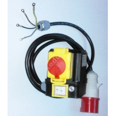 Kompletní vypínač k vrtačkám 400V/50Hz, max. 4kW  20P2069