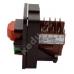 Rámka vymezovací na vypínač KEDU KJD 11