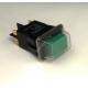 Vestavěný přepínač / tlačítko, 2 -pólový Kedu HY 82