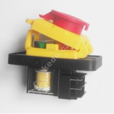 Vypínač KEDU KJD12 na 4 kontakty