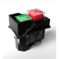 Vypínač KEDU KJD17 (KJD 17) na 4 kontakty