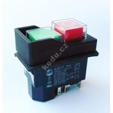 Vypínač KEDU KJD17 (KJD 17) na 5 kontaktu