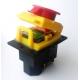 Vypínač KEDU KJD 18 STOP-tlačitko 230V na 7 konektoru