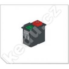 Vypínač KEDU KJD19 (KJD 19) na 4 kontakty
