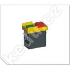 Vypínač KEDU KJD20 (KJD 20) na 4 kontakty